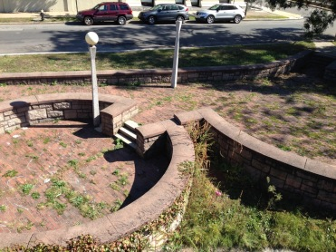 Charlesgate East Circle Parks by the Somerset by Randall Albright 2014