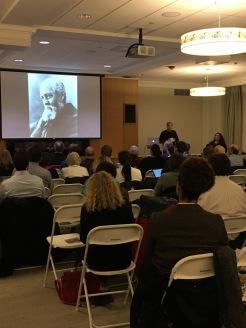 Presentation by Parker James of Charlesgate Alliance