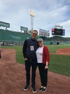 Sam Wertheimer and Pam Beale